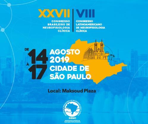 14 E 17 AGOSTO - SÃO PAULO