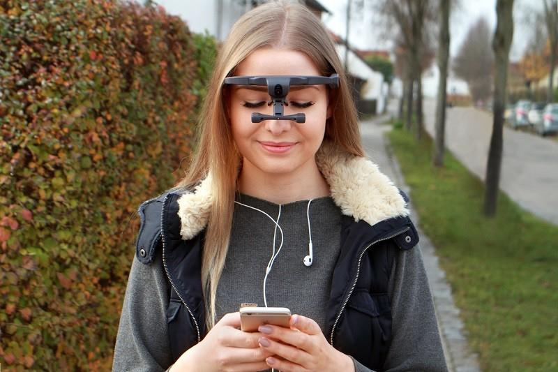 Eye tracker comprar