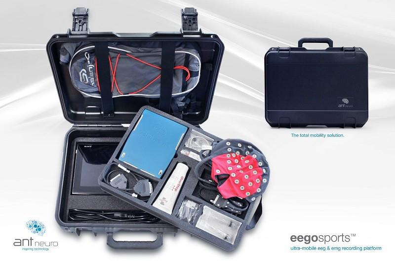 Aparelho eletroencefalograma