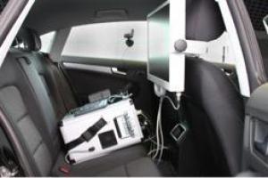 Kit de Teste para veículos