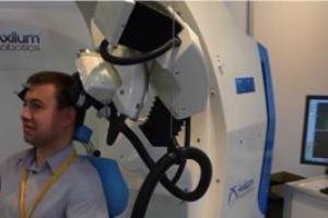 Robô para Neuronavegação